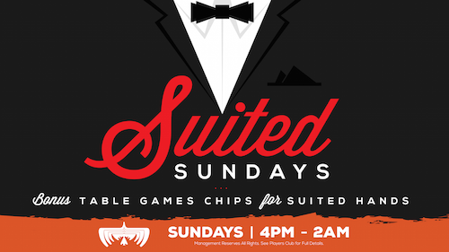 Suited Sundays