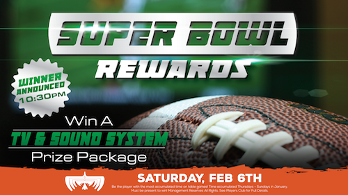 Super Bowl Rewards
